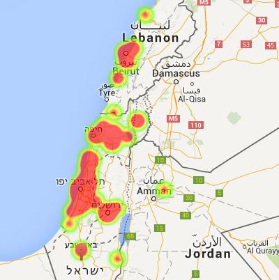 קהילת המשתמשים של Trackr בישראל
