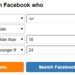 פייסבוק בעברית חיפוש אנשים: התוסף שיעשה את זה עבורכם !